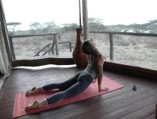 Serengeti Namaskar: Yoga on Safari in Tanzania