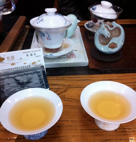 Sips of Tea...