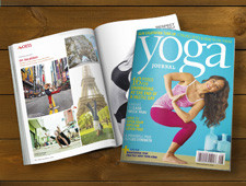 Yoga Journal August 2013